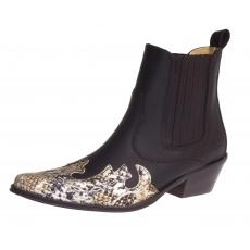 westernové boty K099 koně Johny Bulls