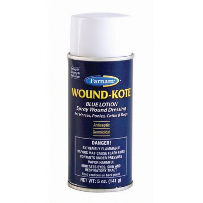 desinfekční sprej Wound Kote