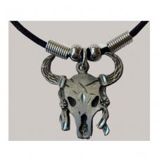 náhrdelník Býčí hlava