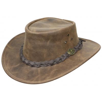kožený klobouk Enfield