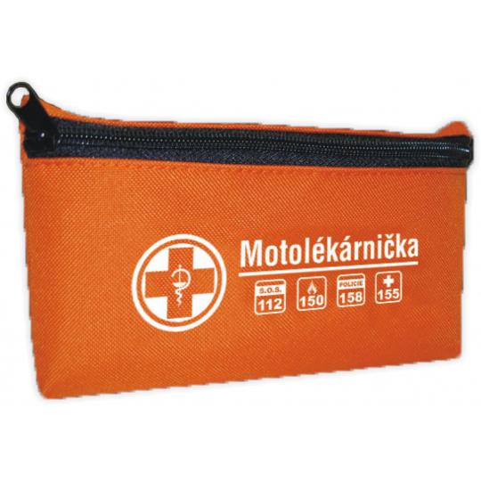 motolékárnička - lékárnička do motocyklu