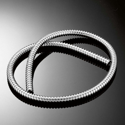 Chromovaný kryt hadic