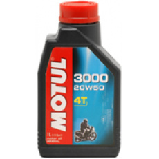 Motorový olej minerální Motul 3000 HC-TECH (20W50)