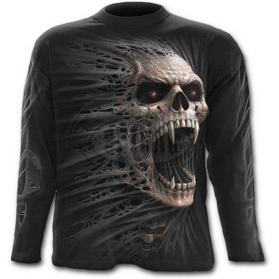 tričko s dlouhým rukávem s motivem Cast Out