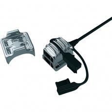 USB zásuvka na říditka dvojitá