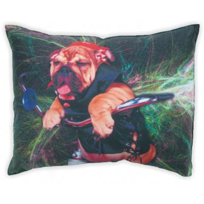 Polštář s potiskem M36 pes