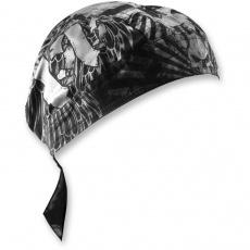 šátek na hlavu (čepička) Devill skull