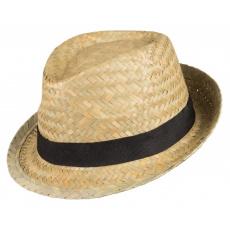 slaměný klobouk Blackfritten
