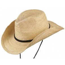 slaměný klobouk Cattleman