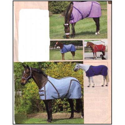 Bavlněná letní deka