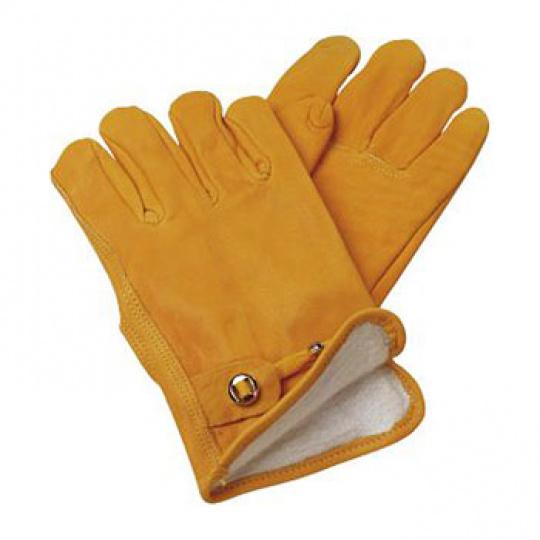 rukavice western zateplené