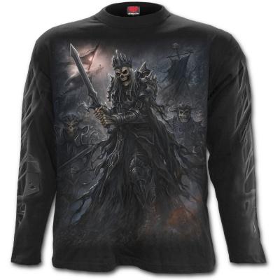 Tričko s dlouhým rukávem s motivem DEATH´S ARMY