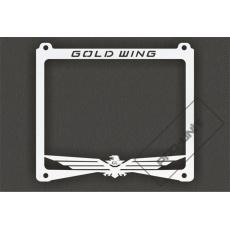 rámeček na SK SPZ Goldwing