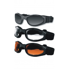 skládací brýle na motocykl Crossfire