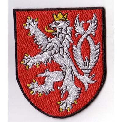 nášivka znak Čechy