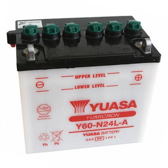 baterie údržbová Y60-N24L-A, 12V, 28Ah