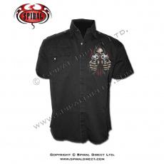 košile s krátkým rukávem s motivem Assassin