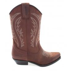 westernové boty Alabama Joe AJ-009