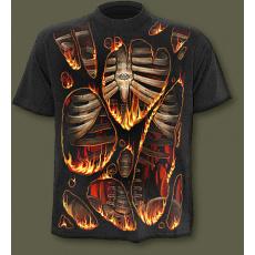 tričko s motivem Inferno