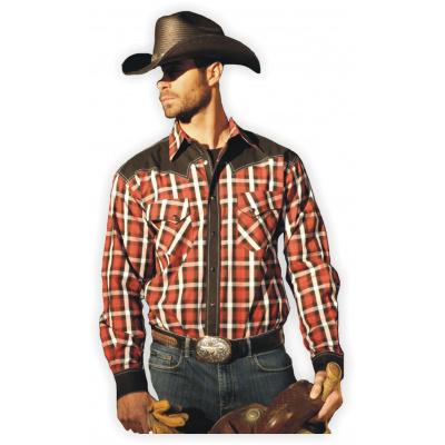 westernová košile JAYDEN