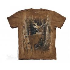 tričko s motivem Birchwood Buck