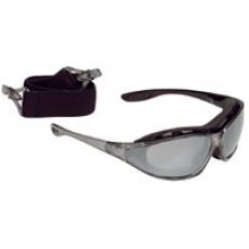 Brýle 9704 na motorku, tmavé sklo