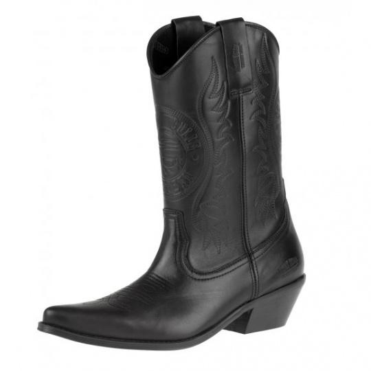 boty K091 vysoké western