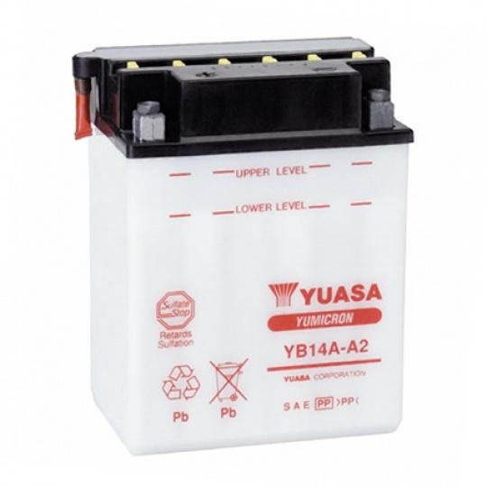 baterie údržbová YB14A-A2, 12V, 14Ah