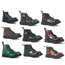 boty Steel 6 dírkové