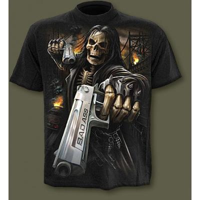 tričko s motivem Cold Steel