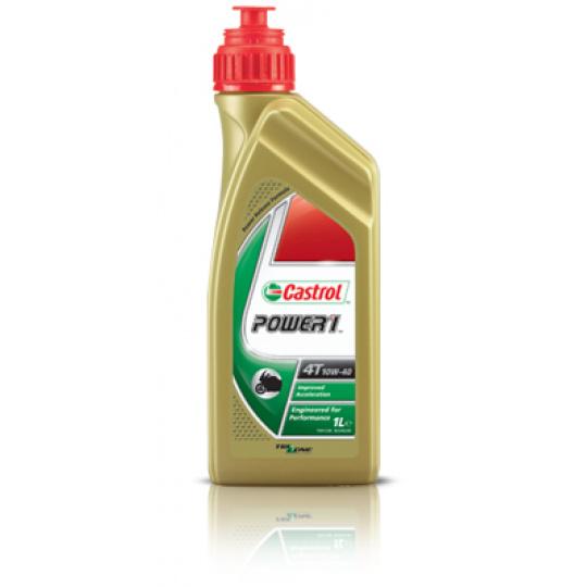 olej motorový polosyntetický Castrol Power1
