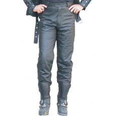 kalhoty KP kožené na chopper