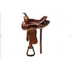 """westernové sedlo Randol´S, Topeka, 13"""", pony"""
