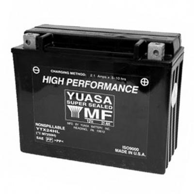 baterie bezúdržbová YTX24HL-BS, 12V, 21Ah