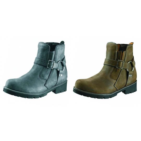 kožené boty Nashville