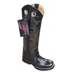 vysoké westernové boty GVR BE50